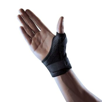 Tommelfinger skinne bandage fra LP Support
