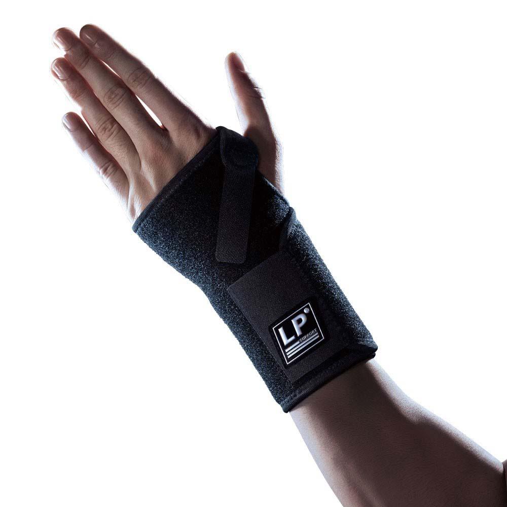 Håndledsbandage med skinne og velcrolukning | LP-521CA