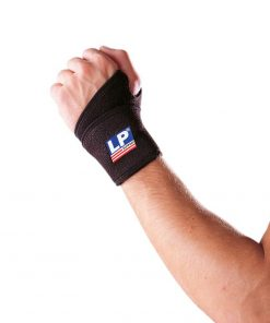 Håndledsbandage i neopren med velcrolukning | LP-739