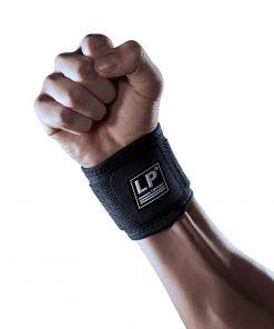 Håndledsbandage med kompression og elastrikstrop | LP-753CA