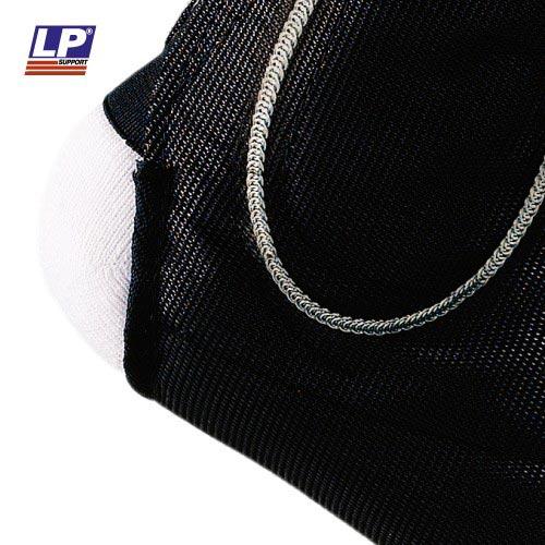 Ankelbandage / Ankelstøtte med snøre og fleksible stålfjedre | LP-787