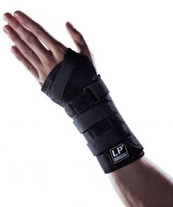Håndledsbandagen 725CA fra bandageshoppen.dk - med 2 skinner for ekstra støtte