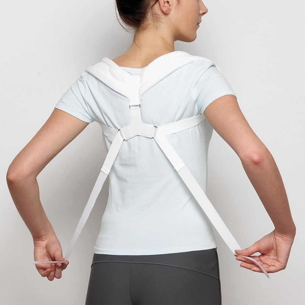 Image of   Holdningskorrigerende ryg og skulderstøtte