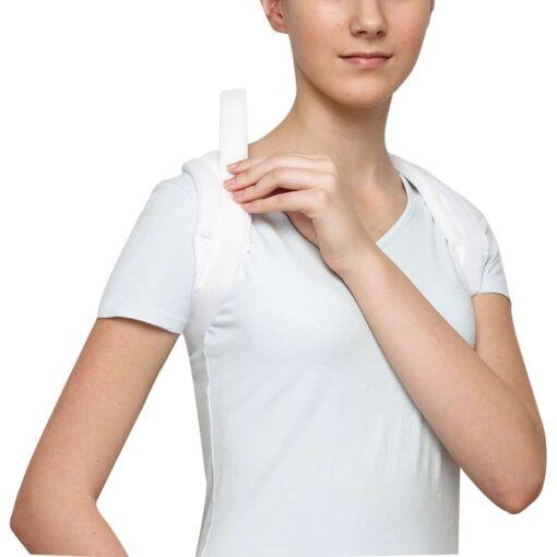 Ryggen / Skulder bandage & støtte - Holdningskorrigerende front