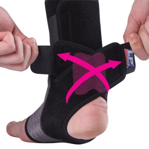 Akillessene bandage støtte