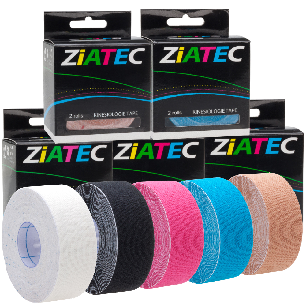 Image of   Pro kinesiotape smal 2 ruller (2,5 cm)