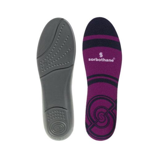 Stødabsorberende såler til hele foden   CNS