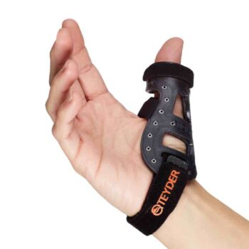 Tommelfingerskinne fra TEYDER model 729MN til forstuvet tommelfinger