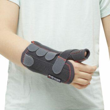 Håndledsstøtte med skinner til børn | 486MK