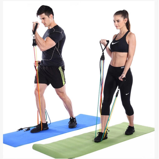 Træningselastikker   Body Tube