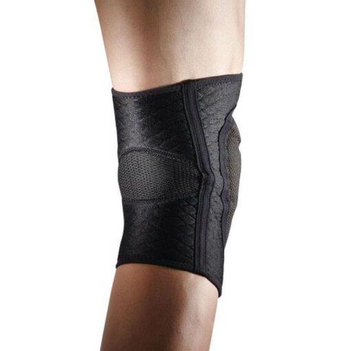 Knæbeskytter med kevlar overtræk | 507CA