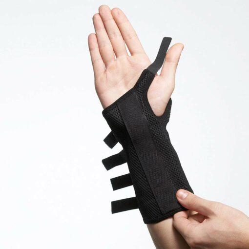 Håndledsbandage med skinne | 535