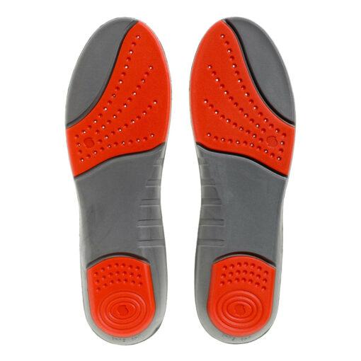 Stødabsorberende såler til forfod og hælen | DS