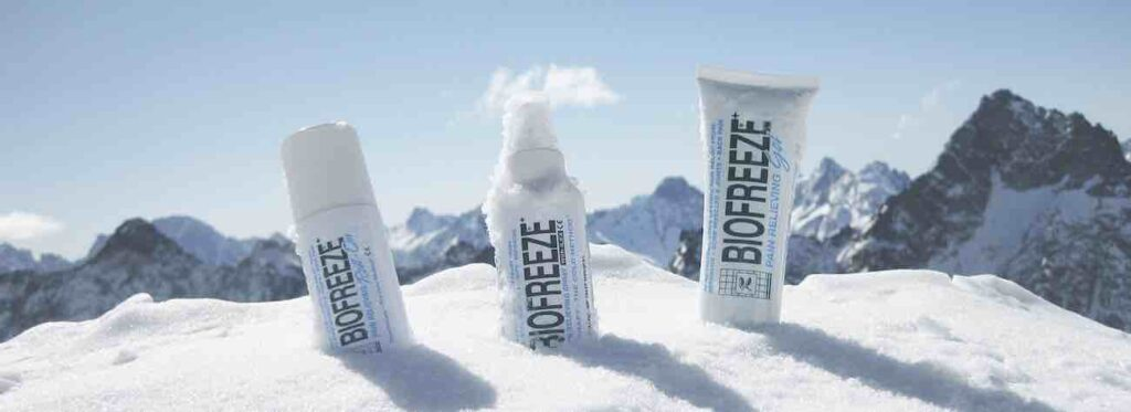 Smertestillende Gel | Biofreeze 1