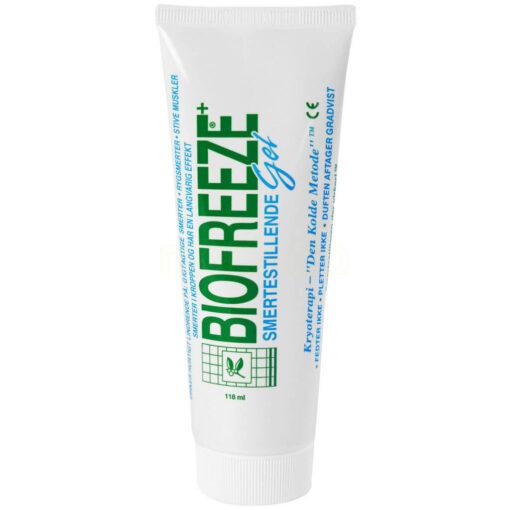 Smertestillende Gel fra Biofreeze