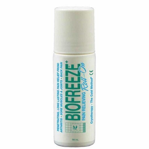 Smertestillende Roll-On Gel fra Biofreeze
